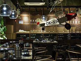 【餐饮空间设计】一群90后孵化了一个烤肉店,也许会颠覆你的认知…