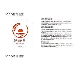 米视界logo和海报