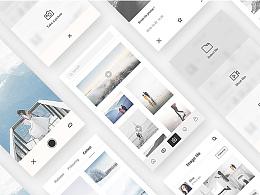 Image Life App Design