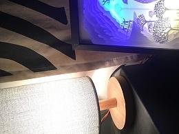 diy纸雕灯,美吓了!