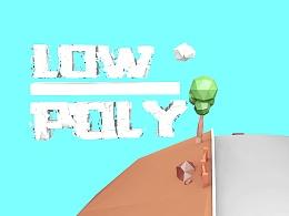 LOWPOLY动画尝试