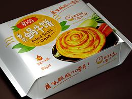 蜗牛饼包装设计