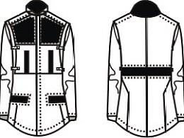 男装款式设计图