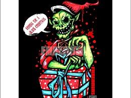 圣诞贺图:《圣诞精灵》