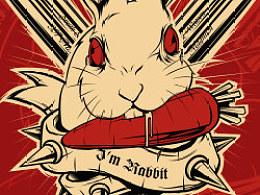 我系兔几,愤怒的兔几!!