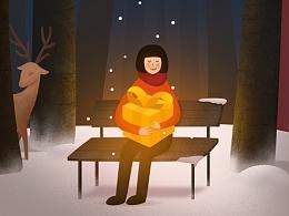 [QQ浏览器]圣诞节闪屏