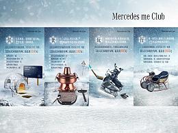 Mercedes me Club - Winter Wonderland series