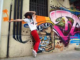 [Graffiti]2011上海纹身店外墙涂鸦
