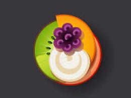 #icon#甜点临摹