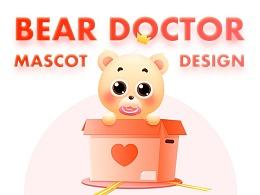 熊博士卡通形象设计