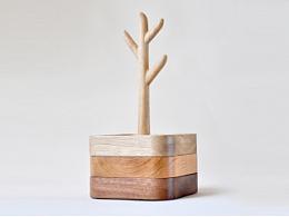 【一宅一朴】树杈·首饰盒