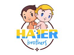 《新海尔兄弟—视觉全案》
