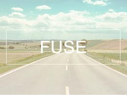 fuse网页设计