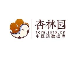 杏林园中医数据库启动页改版——logo及网页