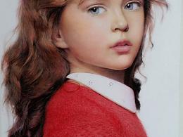 红衣小女孩
