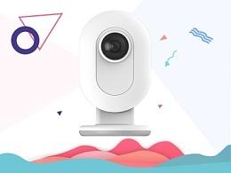 全国首款全景安防家居摄像机