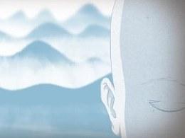 动画短片《上山》#浙江传媒学院#