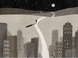 圣诞故事 |《这一年的第十七个城市》