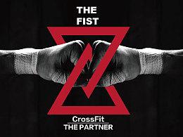 【CrossFit Pard】品牌形象设计