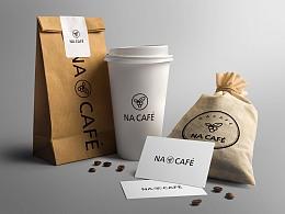 品牌标志设计-NA CAFE