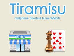 手机图标--Tiramisu