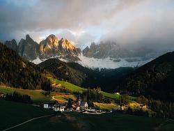 意大利与多洛米蒂