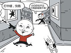 记忆中的北京