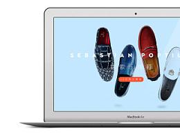 简洁亮色系风格-男鞋乐福鞋专题