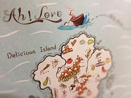 Ah!love绘本by seenvision