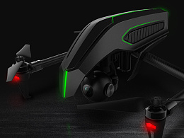XIRO-零度旗舰版航拍无人机设计 Xplorer Xtreme 原创