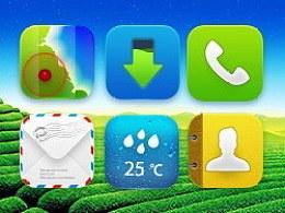 Anastasia 手机界面设计方案