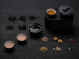 泊喜小巨蛋T1輕便型茶具