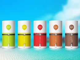 七彩环保水杯-包装系列