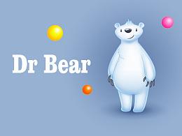 熊博士形象设计
