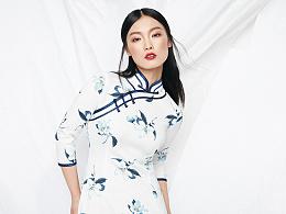 中国风旗袍女装