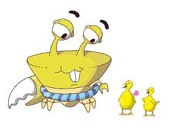 Crab商用表情 by 三只螃蟹