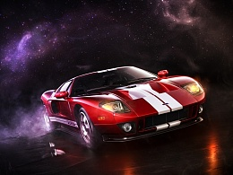 CGI_Ford GT 2015Ⅱ