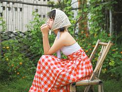 少女的夏日
