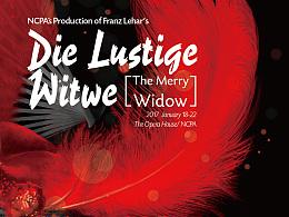 Die Lustige Witwe海报