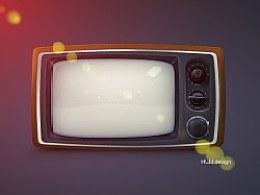 复古电视机练习