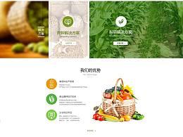 企业官网-页面