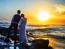 卜马婚纱 何佳樱&祝瑞聪摄于巴厘岛