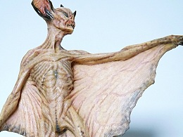 【gk涂装】Casey Love Bat Creature