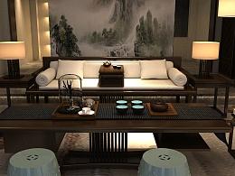 逍遥之道系列新中式家具