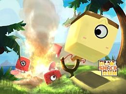 run snack run游戏设计,已上架app store和安卓google play