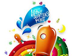 HAPPY STARTING POINT!