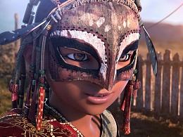 动画电影Bilal 动态故事板之当众拷打戏