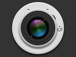 拟物相机ICON(临摹)
