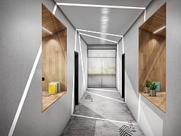上海市重点中学400平艺术教室改造实践