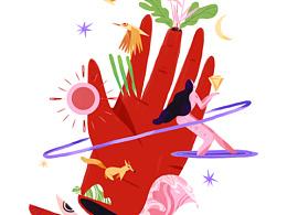 插画教室海报